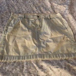 Old Navy Skirts - Denim skirt - Old Navy